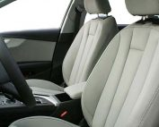 Audi A4 Buffalino leder Titanium Grey