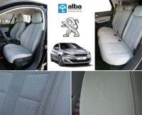 Alba Nieuws Peugeot Lederen Interieur