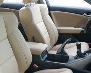 Honda Accord Buffalino Leder Beige