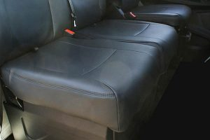 Iveco Daily protective vehicle seat cover Alba Automotive 03