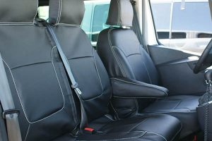 Opel Vivaro protective vehicle seat cover Alba Automotive 03