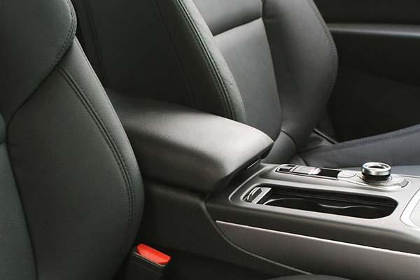 Renault Talisman Buffalino Leder Zwart Detail