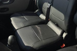 Renault Trafic protective vehicle seat cover Alba Automotive 06